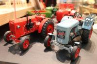Nostalgie bei Manufactum: Spielzeug aus Blech