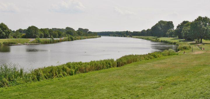 Der Werdersee war diese Saison freilutpartyfreie Zone. Foto: WR