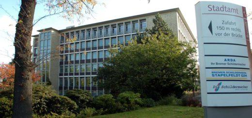 Das Stadtamt wird es Ende des Jahres so nicht mehr in Bremen geben. Foto: WR