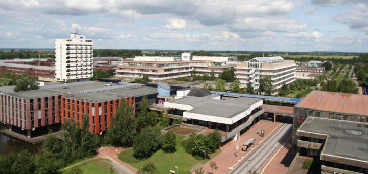 Campus der Uni Bremen. Foto: WR