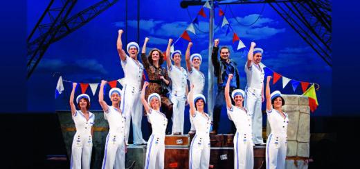 Ich war noch niemals in New York - das Musical startet am Freitag in Bremen. Foto:Eventpress Radke