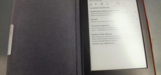 Ein Kindle-Reader, Teil des Diebesguts. Foto: Bundespolizei Bremen