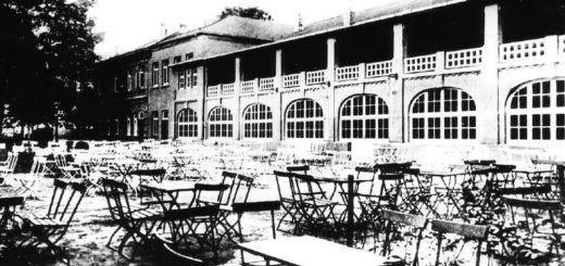 Der Schützenhof an der Cramerstraße mit seinen Festsälen war über Jahrzehnte das größte Lokal in der Stadt. Ein Bombenangriff Ende Juni 1942 legte ihn in Schutt und Asche. Foto: Stadtarchiv Delmenhorst
