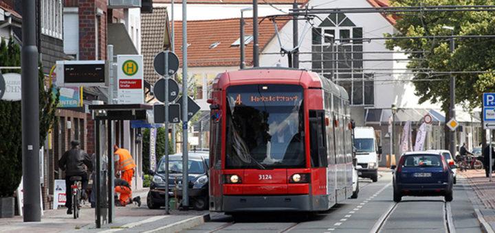 Ein Kurzstrecken-Ticket wird es auf absehbare Zeit nicht in Lilienthal geben. Der Zweckverband des VBN prüft weiter, ob wenigstens ein Probebetrieb dafür eingerichtet werden kann. Foto: Möller