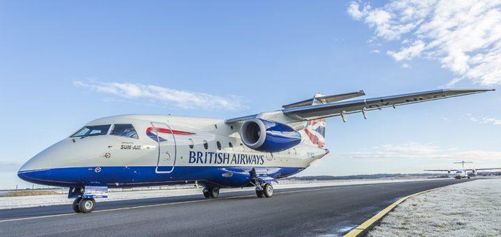 Neu ab Bremen sind Flüge mit British Airways nach London. Foto: pv