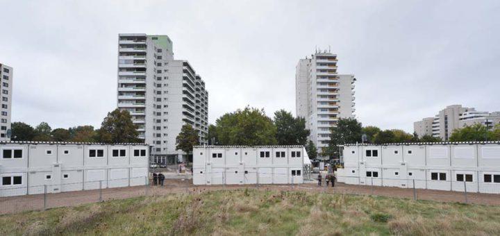 Die Innere Mission betreibt das neue Übergangswohnheim an der Neuwieder Straße in Bremen-Osterholz. Foto: Schlie