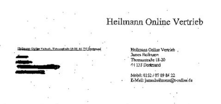 Wer so ein Schreiben in seinem Briefkasten hat, sollte nicht zahlen, warnt die Verbraucherzentrale. Foto: VZ