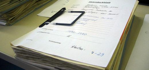 Die Opposition will mit der Gesetzesänderung die Akteneinsicht erleichtern. Foto: wikimedia commons
