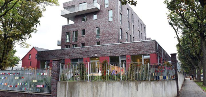 Das Quartierszentrum Huckelriede wird eröffnet. Foto: Schlie