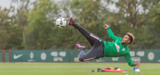 Serge Gnabry wechselte für fünf Millionen Euro Ablöse vom Arsenal FC zu Werder. Foto: Nordphoto