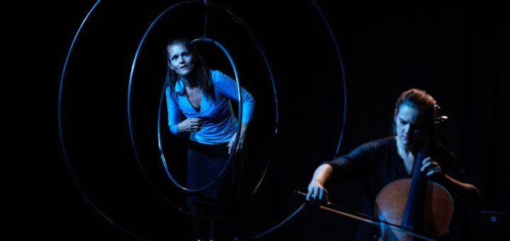 Claudia Spörri im Spiel mit Lynda Anne Cortis. Foto: M. Menke