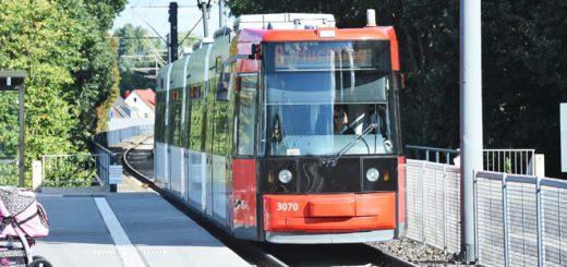 Nachdem das Gerichtsurteil gegen die Verlängerung der Linie 8 gefallen ist, haben Beirat und Bürger über die Zukunft der Linie 1 diskutiert - nach wie vor kontrovers. Foto: WR