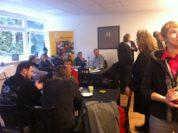Am Donnerstag waren schon einmal Gäste aus Huchtinger Einrichtungen im Café Carl zu Besuch.