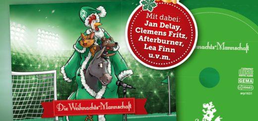 Das Cover der neuen Weihnachts-CD. Foto: WR