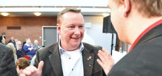 Uwe Schmidt tritt im Wahlkreiss 55 für die SPD als Direktkandidat an. Foto: Schlie