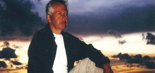 Harald Maack auf einem Schnappschuss der dreimonatigen Seereise. Foto: pv