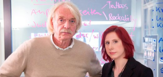 Axel Petermann und Lydia Benecke. Foto: RTL