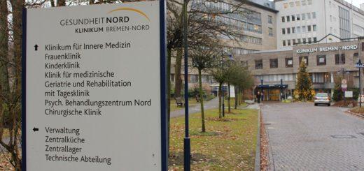 Die Frühchenstation des Klinikums Bremen-Nord soll nach Plänen der Geno nach Mitte verlegt werden. Foto: Füller