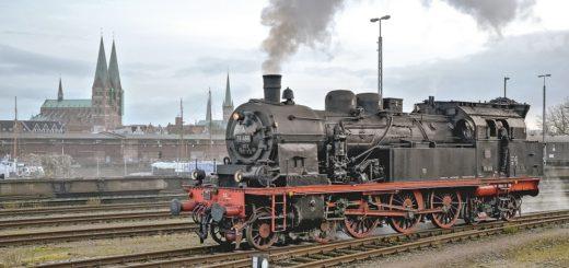 Der Marzipanexpress startet in Bremen seine Fahrt nach Lübeck. Foto: Dirk Voigt