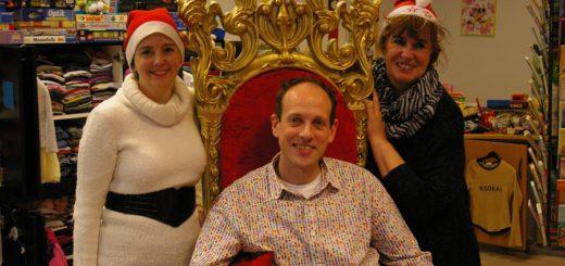Tanja Berger (links), Markus Weise und Britta Burke von Stars 4 Kids