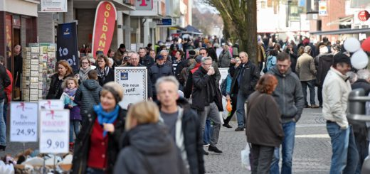 Die Besucherzahlen in Vegesack steigen. Foto: Schlie