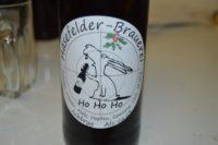 Der Hase ziert das Etikett.
