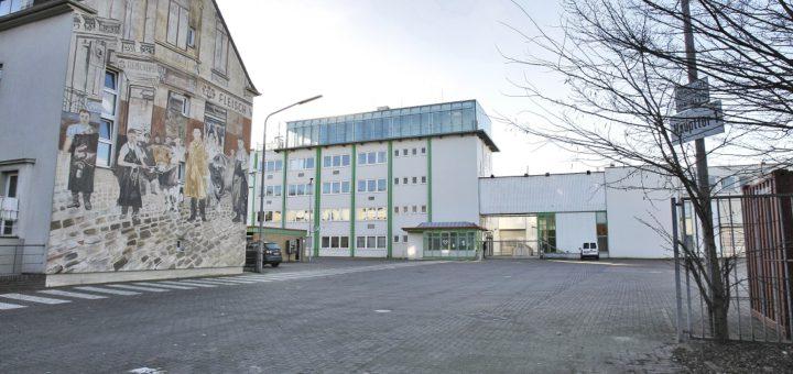 Wie das Könecke-Gelände zukünftig aussehen könnte, wird am kommenden Dienstag in einer Projektausschuss-Sitzung vorgestellt. Foto: Barth