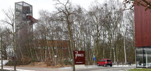 Zwischen dem Universum-Freigelände und dem 7-Things-Hotel soll das Boarding-House entstehen. Foto: Schlie