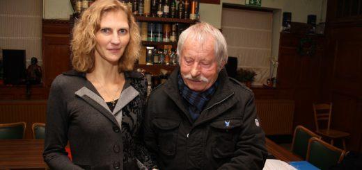 Dr. Yvonne Ingenbleek und Prof. Gerd Turowski krtisieren massiv den Bericht zum Wohnungsmarkt in Delmenhorst.Foto: nba