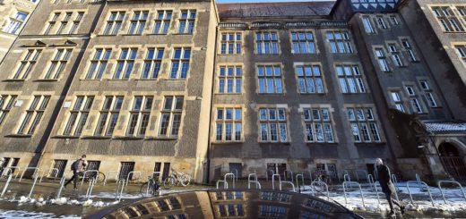 Das Hermann-Böse-Gymnasium will mit Videoüberwachung die Kriminalität an der Schule bekämpfen. Foto: Schlie