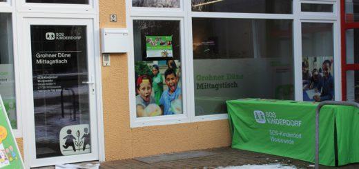 Das SOS-Kinderdorf Worpswede bietet in der Gohner Düne kostenlosen Mittagstisch für Kinder der 5. und 6. Klassen an. Foto: Füller