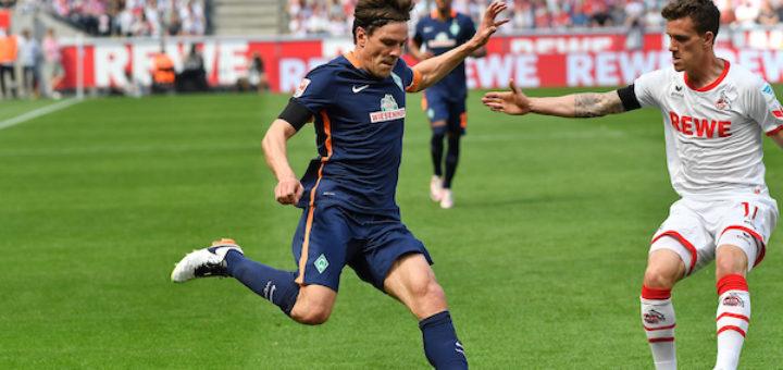 Kapitän Clemens Fritz hatte gegen Köln keinen guten Tag und wurde zur Pause ausgeweschelt. Foto: nph