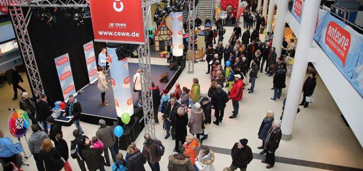 """Alles zum Thema """"Urlaub"""" unter einem Dach: Über 50 Aussteller sind beim Airport Reiseshopping mit von der Partie. Foto: Bremen Airport"""