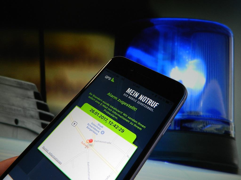 Feuerwehr darf bei Notfällen keine Handys mehr orten