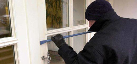 Laut der aktuellen Kriminalstatistik des Landkreises stellen Einbrecher die Polizei vor eine Herausforderung. Foto: WR