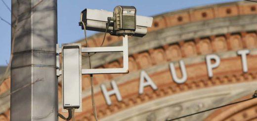 Die Bremer Polizei plant, rund um, den Bahnhof mehr Videokameras zu installieren. Foto: Barth