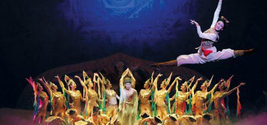 """""""Legends of Love"""" gastieren in dieser Woche im Musical Theater. Foto:pv"""