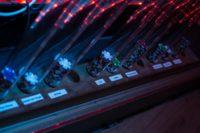 """Bei der """"Open Stage"""" entscheidet das Publikum mithilfe von Chips, welcher Künstler am Ende gewinnt und eine Zugabe spielen darf. Foto: pv"""