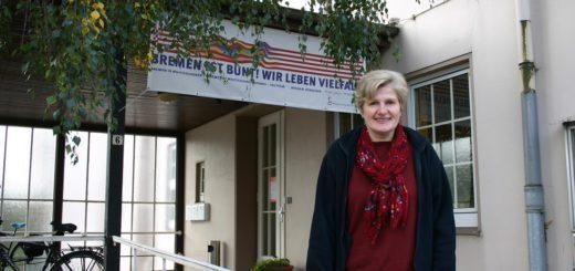 """Hofft auf Unterstützung für das """"Demenzbotschafter -Projekt"""": Karin Schüdde vom Netzwerk """"Alte Vielfalt"""". Foto: Neloska"""