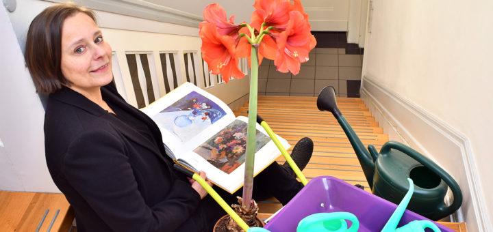 Im Haus Coburg sollen bald wieder Blumen erblühen.Foto: Konczak
