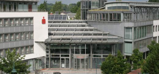 KSK-Hauptstelle in Osterholz-Scharmbeck. Foto: red