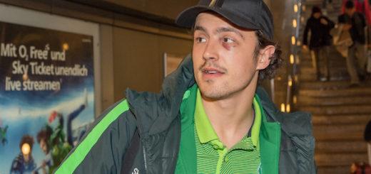 Deutlich gezeichnet: Werders Thomas Delaney wird am Freitag gegen Wolfsburg ausfallen. Foto: Nordphoto