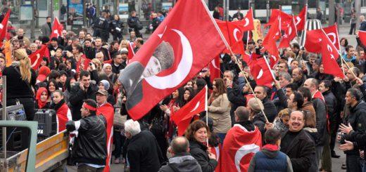 Das Vorhaben des türkischen Staatschefs sorgt für Ärger unter Bremer Türken. Foto: WR