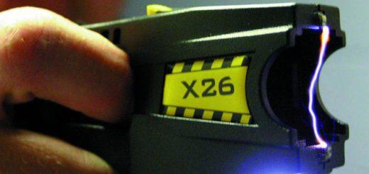 Die SPD will, dass die Polizei in Bremen künftig mit Tasern ausgestattet wird. Symbolfoto/wikimedia