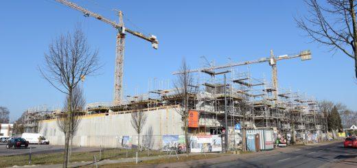 Baustelle Findorff