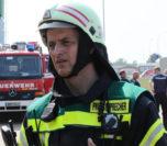Michael Richartz Pressesprecher der Feuerwehr Bremen Foto: pv