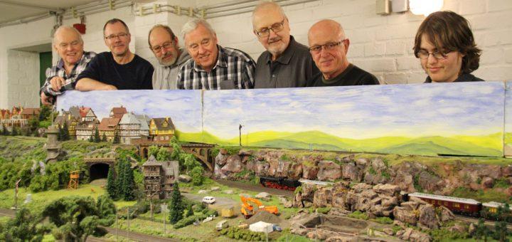 Die Modellbahnfreunde Bremen laden zum öffentlichen Schautag ein. Foto: Füller