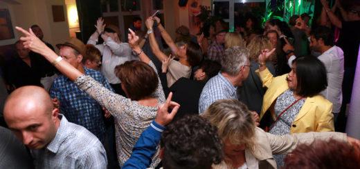 Die Altersspanne bei den vergangenen Events reichte von Mitte 20 bis Mitte 60 Jahre.Foto: Cabarelo