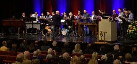 Der Landschaftstag wurde durch Auftritte des Niederdeutschen Theaters und der Musikschule der Stadt Delmenhorst (Foto) aufgelockert.Foto: Konczak
