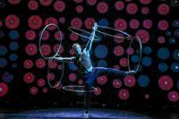 Der 24-jährige Amerikaner ist ein Meister im Hula Hoop und im irischen Stepptanz. Foto: GOP